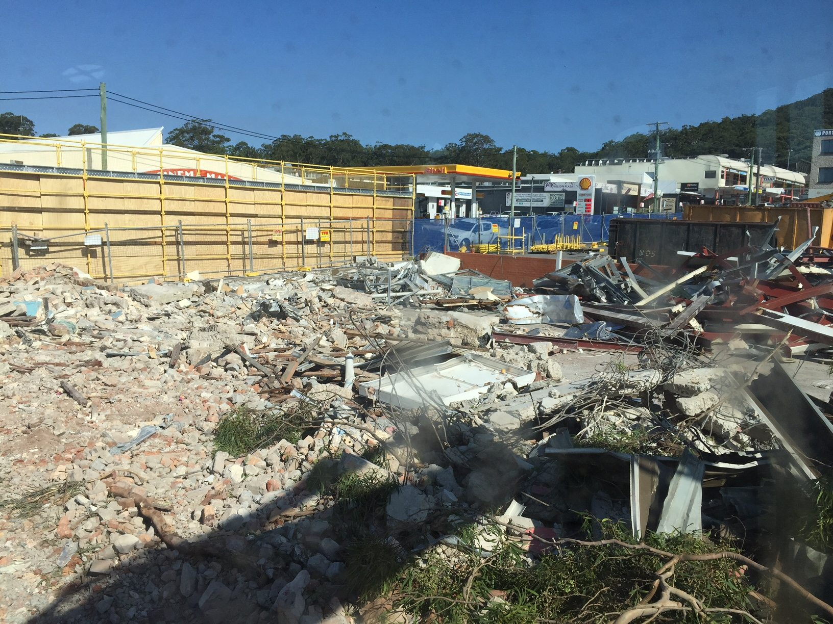 Industrial Demolition and Scrap Metal Salvage
