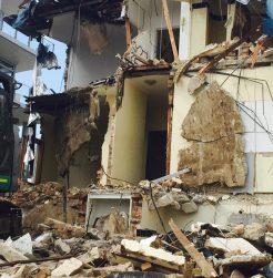 House & Partial Demolition